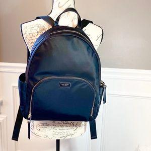 Kate Spade large nylon backpack in Black 🤩